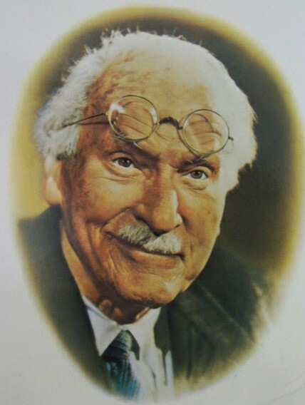 "Carl Jung: ""Like vintage wines, we have the qualities of the season wherein we are born."""
