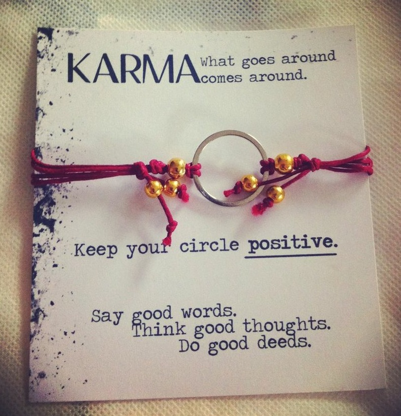 karma in dating stories These stories carry the message of our karma the lesson is clear that we should be sincere and honest in our approach, otherwise, prepare ourselves to face adverse consequences live and let live is the highest virtue.