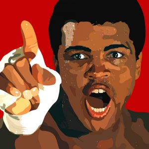 Ali-paintingfinger