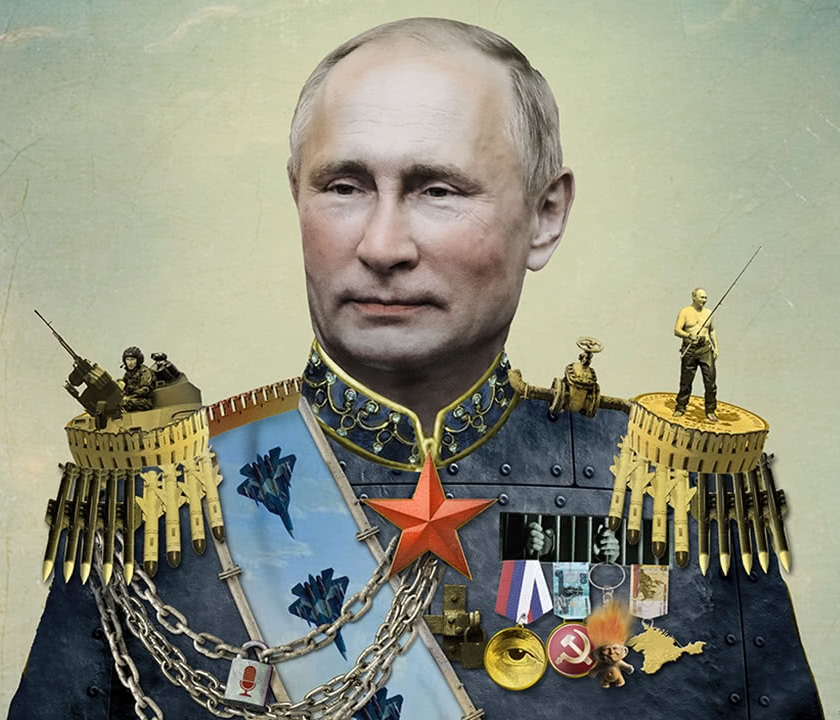 Vladimir Putin: the spy who came home with the gold